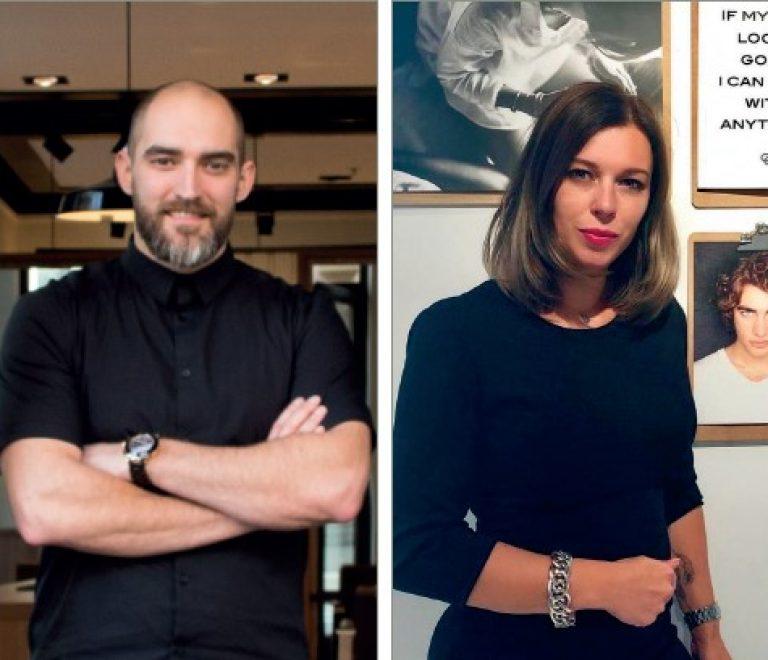Artikel De Kapper - Interview met Roy en Melissa Eckhardt - Ondernemers bij Cosmo Hairstyling