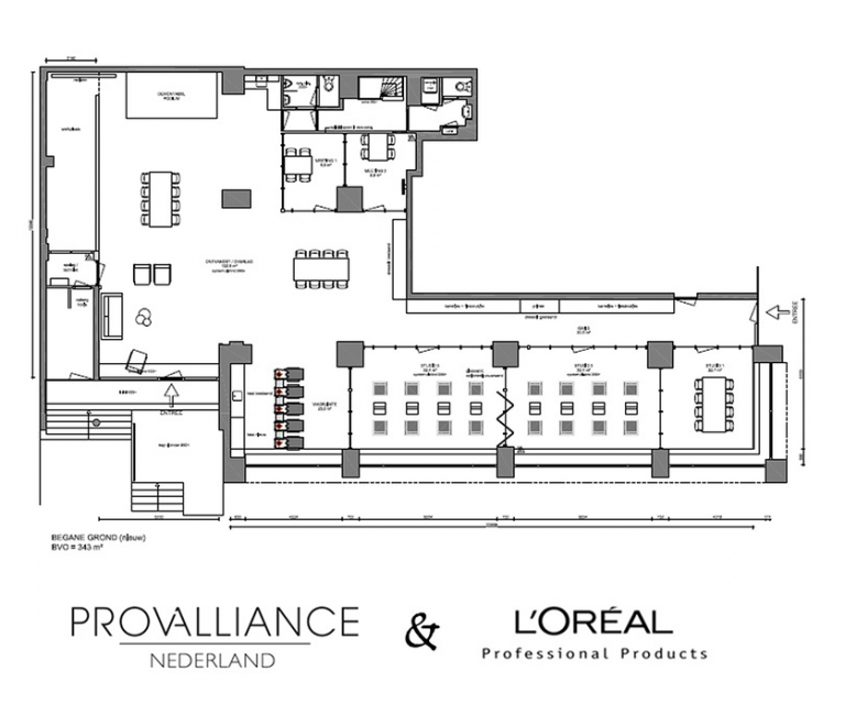 Nieuwe academy en samenwerking met L'Oréal